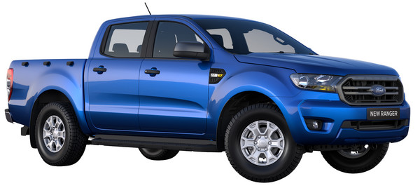 Get the New Ford Ranger 2.2 Tdci XL DC FROM R355 900