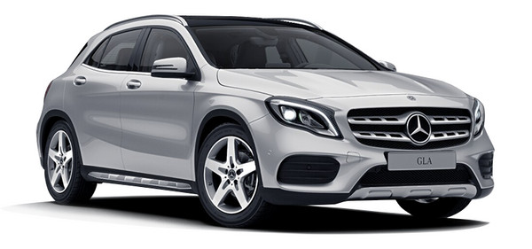 Purchase the MercedesBenz GLA  get up to 3 months instalments on us