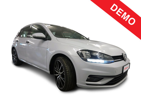 Demo VW Golf 7.5 1.0 81KW and SAVE R50000
