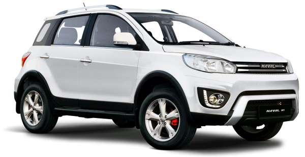 The Haval H1 from only R2169pm