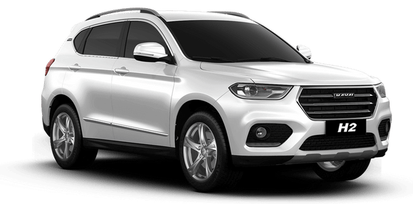 The New Haval H2 with Tradein Assistance