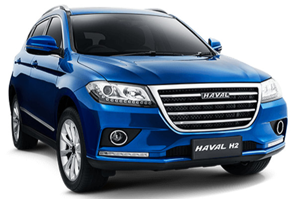 The new Haval H2 at R4370pm with zero deposit and R8000 Trade Assist