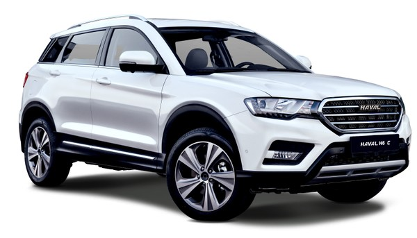 Haval H6C 2.0T Premium Manual from R 4133 pm
