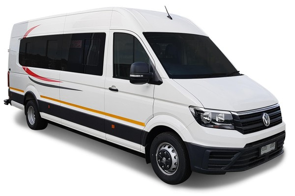 VW Crafter 22 Seater Bus with a R100 000 Deal Assist