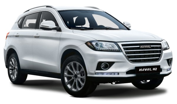 The Haval H2 for only R3 374 PM  Driven to impress