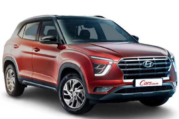 Buy the all NEW Hyundai CRETA from only R4555 pm