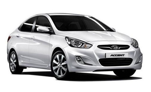 2017 Hyundai accent 1.6 fluid auto with ZERO DEPOSIT only R3699 PM