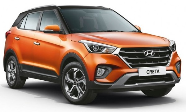 BUY THE NEW 2020 Hyundai Creta 1.6 Manual From as low as R4 525.87 pm