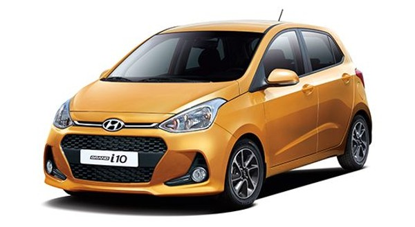 Hyundai Grand i10 1.0 from R2 648 PM with No Deposit