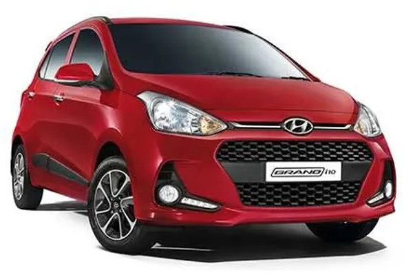 Look Twice The New Hyundai Grand i10 from R2150 PM
