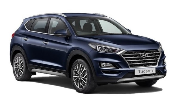 All New Hyundai TUCSON now with R40000 DEAL ASSIST or from R5699 PM