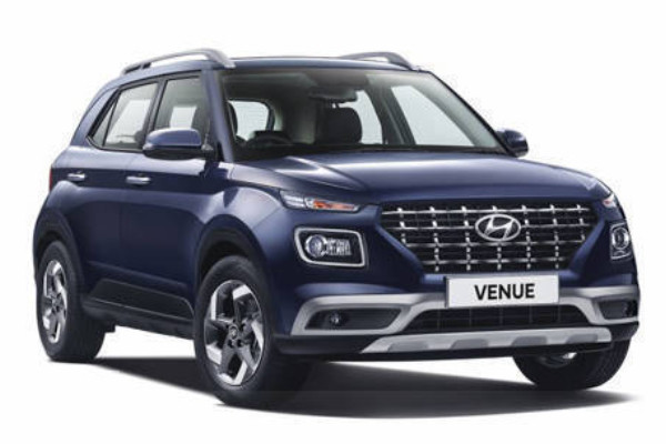 Buy the New Hyundai Venue for ONLY R4 999 pm
