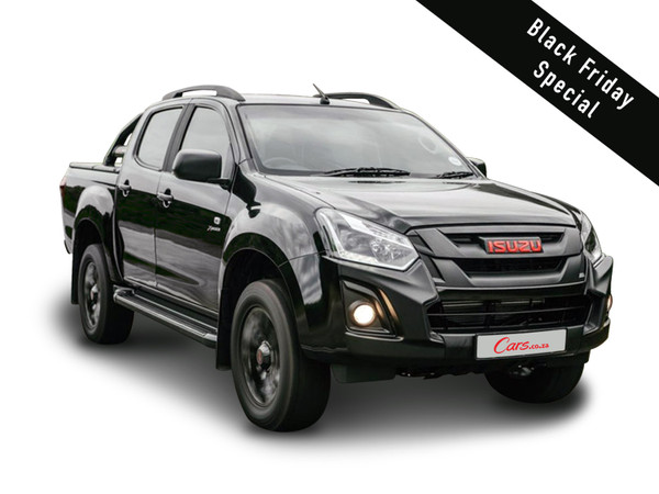 Isuzu KB250 XRider Black Edition from ONLY R5599 PM SAVE R50 000