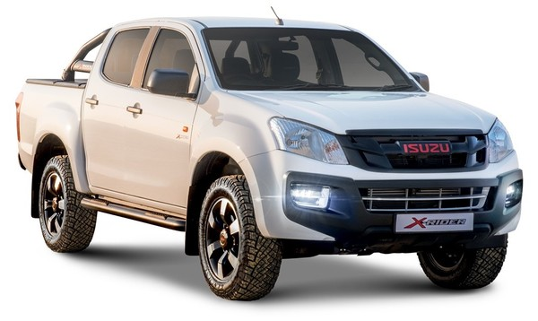 Isuzu DMAX 250 HO XRider Double Cab 4X2 for R5890 pm