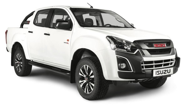The All New Isuzu DMax 250 HO XRider DC 4x2 AUTO From R436 900