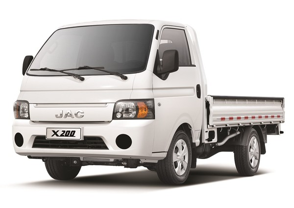 New JAC X200 2.8TD 1.5 ton Aircon Standard from ONLY R4 360 PM