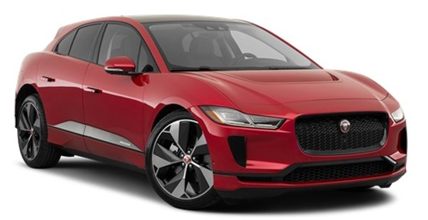 New AllElectric Jaguar IPACE. See a Jaguar charge.