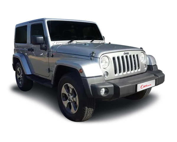 Year end special SAVE R110 000  Jeep Wrangler Sahara 3.6l V6 AT 2dr