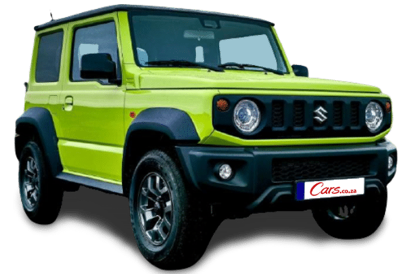 Buy the new Suzuki Jimny 1.5 GLX MT for only R5459.07 pm  Towbar