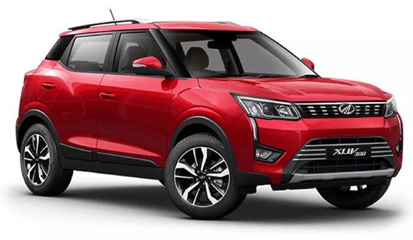 New Mahindra XUV300 starting from R3399 pm