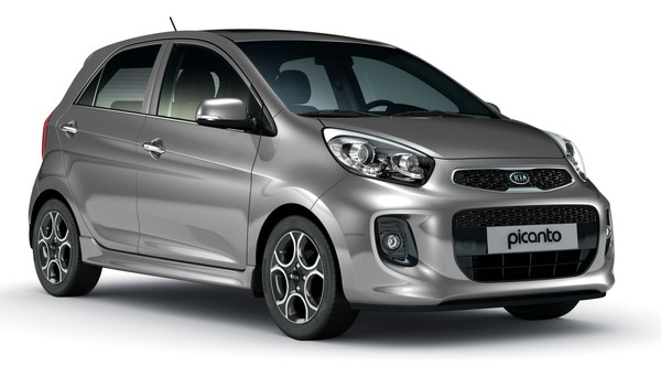 Get the TOP of the range Kia Picanto 1.0 STREET from R2070