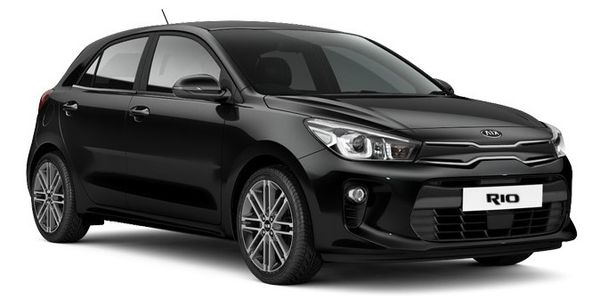 Get the all new Kia Rio for only R3499 pm