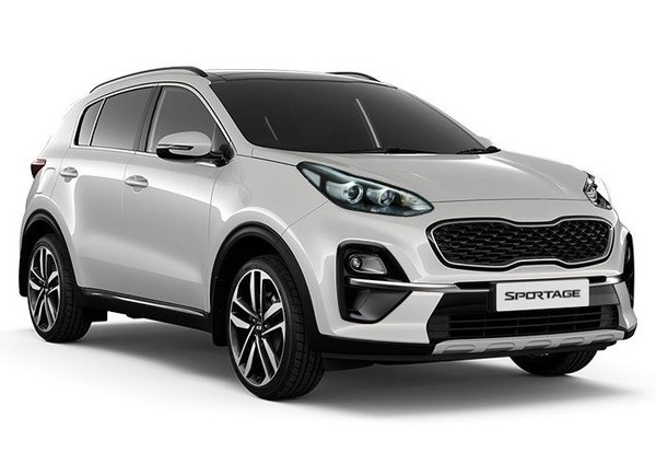 New Kia Sportage from R4 999pm