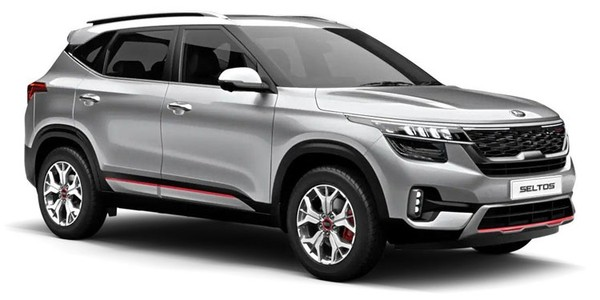 New KIA Seltos 1.6 EX Manual from only R 4 199 pm