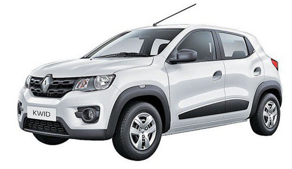 New Renault Kwid 5door  from R1 999 PM