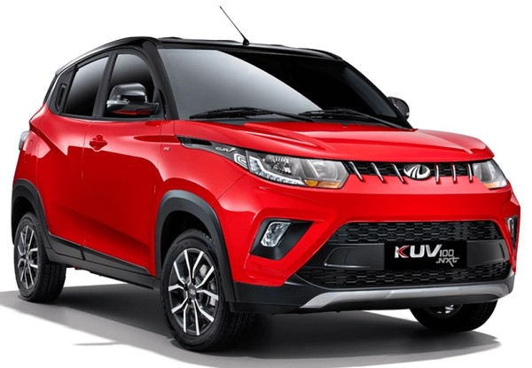 The Mahindra KUV 100 NXT now R2199 pm PLUS 1 year free...