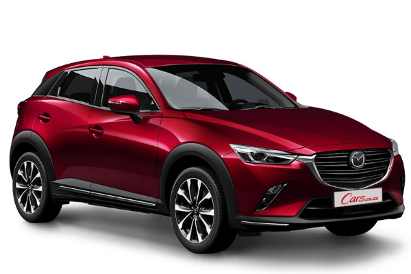 Drive a Brand New Mazda CX3 2.0 Dynamic AT for only R5617 pm