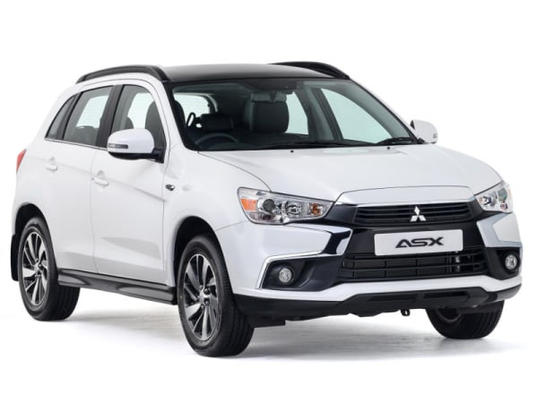 Mitsubishi ASX 2.0 GLX Manual White for ONLY R329 900