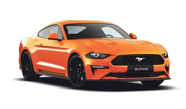 Ford MUSTANG 2.3 FASTBACK 10AT 213KW  from ONLY      R8 999 pm