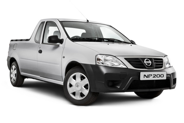 Nissan NP200 1.6 8v Base  Safety Pack from R158 900 Save R20 500