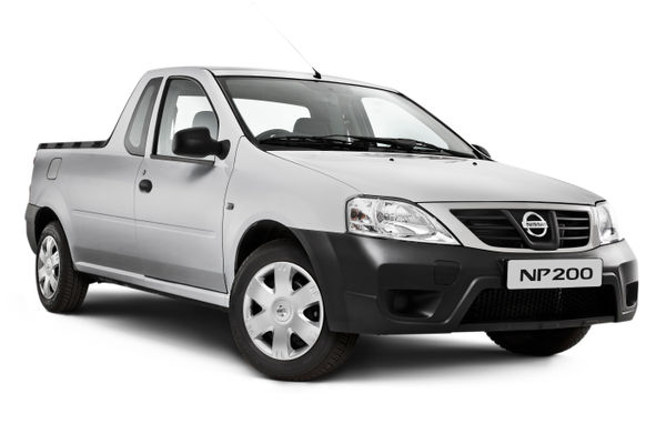 Pay only R179 900 for the New NISSAN NP200 UA7 1.6 8V  SAFETY PACK