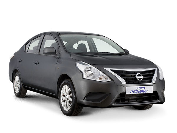 Low Mileage 2018 Nissan Almera buy now and only pay in March 2021