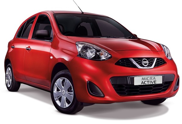 2019 Demo Nissan Micra Active 1.2 with Navigation R2499pm or R149 990