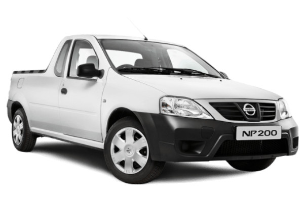 Pay ZERO DEPOSIT with the new Nissan NP200 1.6 8V  Safety Pack