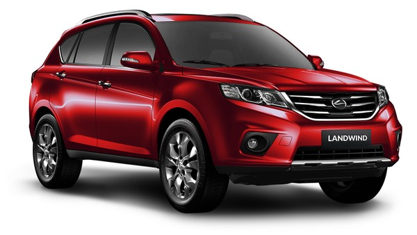 Get a new Landwind Save R10 000