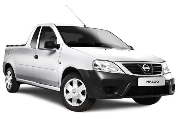 Get the all New 2020 Nissan NP200 UD1 From ONLY R2 899pm