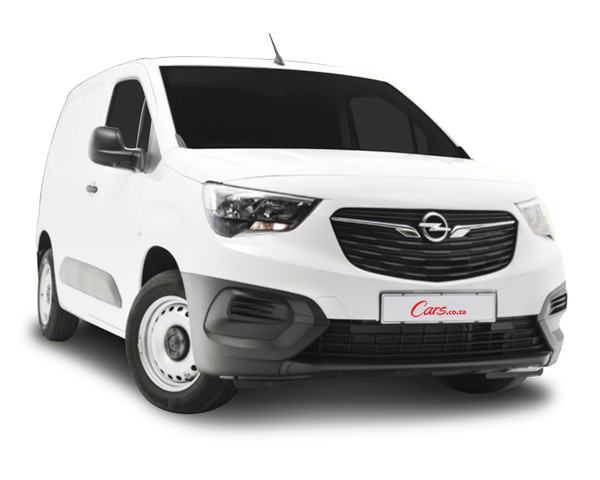 Buy the New Opel Combo Cargo 1.6 TD MT  SAVE R11 800