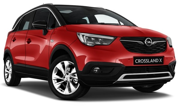 BUY YOUR NEW OPEL CROSSLAND 1.2T MANUAL AND GET A PAYMENT BREATHER....
