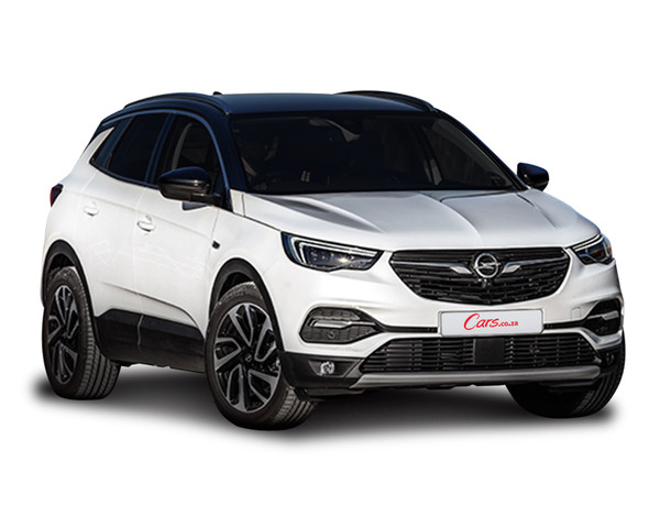 Pay R5 999PM for the New Opel Grandland X Enjoy 1.6T AT AND SAVE...
