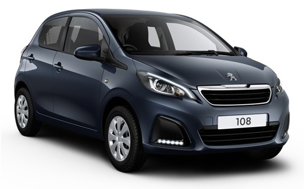 Peugeot 108 Active from R 2 181 PM