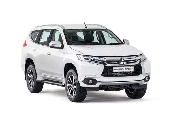 Demo Mitsubishi Pajero Sport 8speed 4x2 AT From R499 995