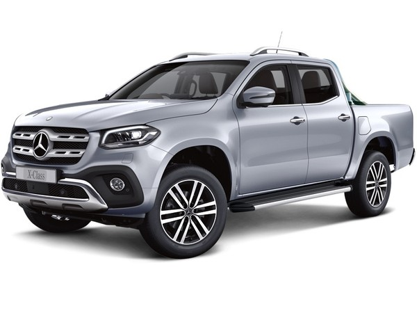 The MercedesBenz XClass with a 3 MONTH PAYMENT HOLIDAY
