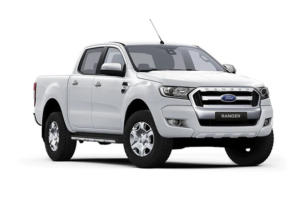 The New Ford Ranger 2.0 SIXLT 4x2 Auto DC