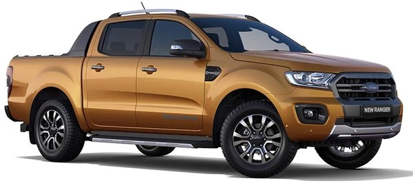 New Ford Ranger DC 2.0 BITurbo 157KW from R8999 PM