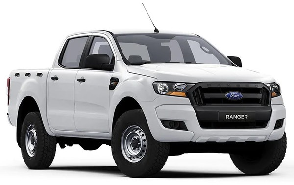 Get the 2020 Ford Ranger 2.2 TDCi DC 4X2 AT From R5981 with 0 Deposit