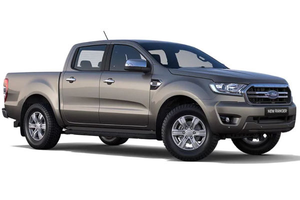 Get a PAYMENT HOLIDAY with a Ford RANGER 2.0D Turbo XLT 4x2 DC Auto